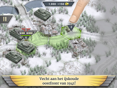 GU WO 1941 Frozen Front screenshot
