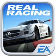 Real Racing 3 header iPhone iPad