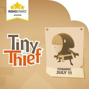 tiny thief 11 juli