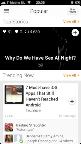 Umano populair nieuws