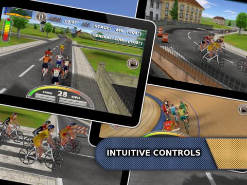 GU MA Cycling 2013 TdF iPhone iPad
