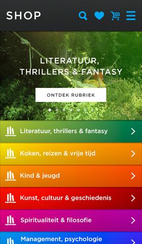 Polare boeken app