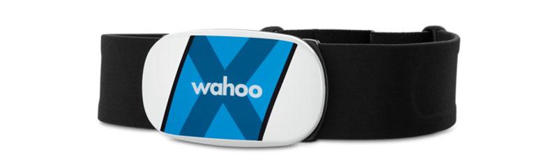 Wahoo TICKR X hartslagmeter