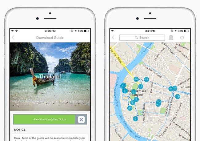 Triposo-app
