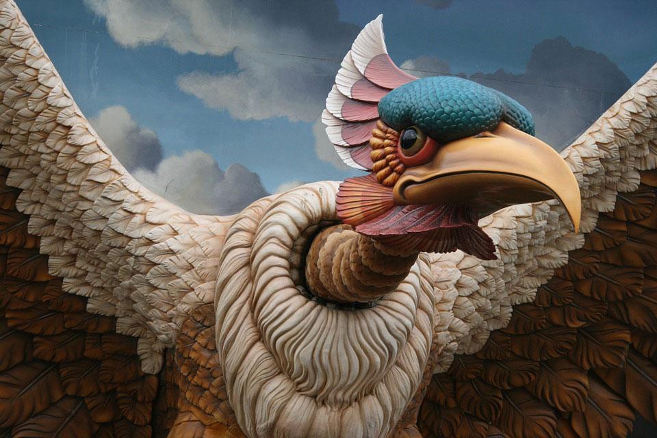 Efteling Vogelrok