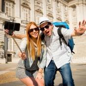 Vakantiefoto's delen met vrienden en familie