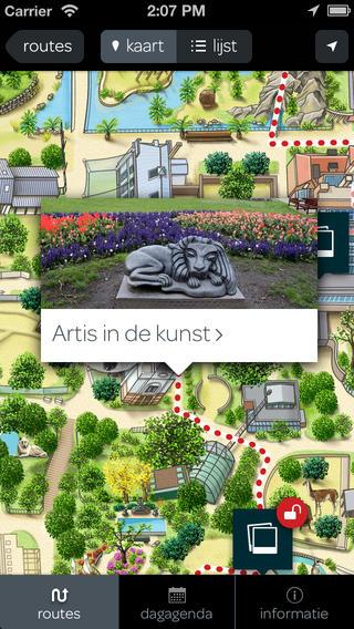 artis app iphone 1