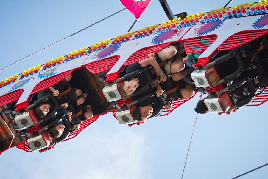 rollercoaster dagje uit