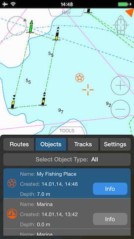 Beste 5 iPhone apps voor watersport, zeilen, surfen en varen
