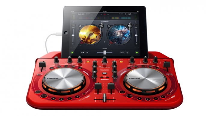 Pioneer Digital DJ WeGO2