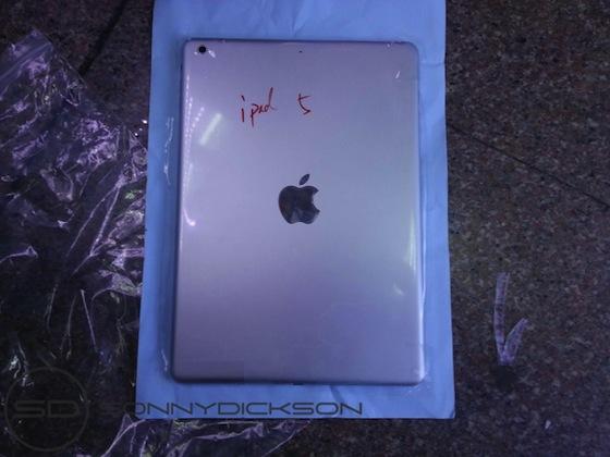 iPad 5 achterkant 1