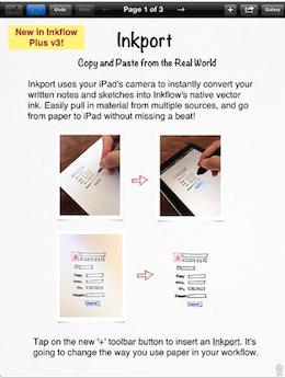 Inkflow Inkport