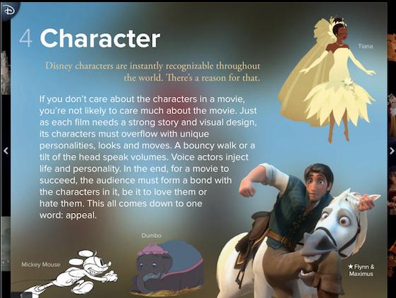 Disney karakter