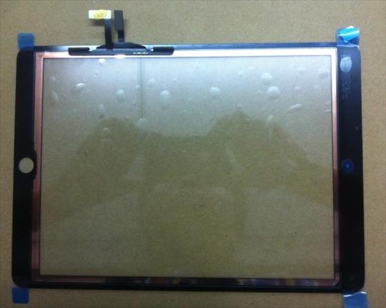 iPad 5 voorkant achter