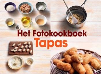 het fotokookboek tapas