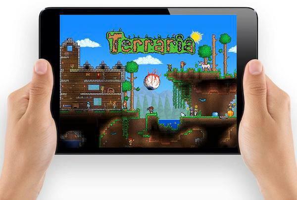 Terraria iOS