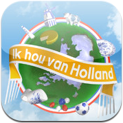 Ik hou van Holland app iPhone iPad online quiz
