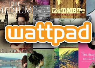 Wattpad iPhone header gratis boeken lezen