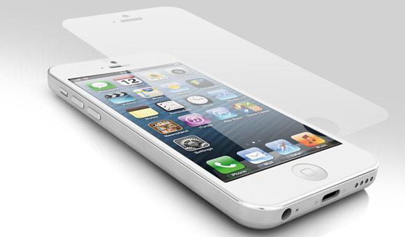 iPhone 5C screenprotector