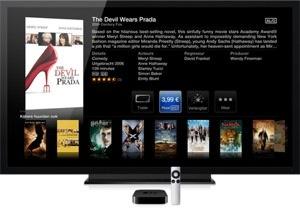 apple tv 2012 televisie