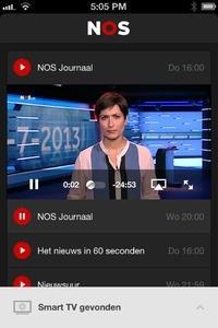 nos journaal nieuwe app