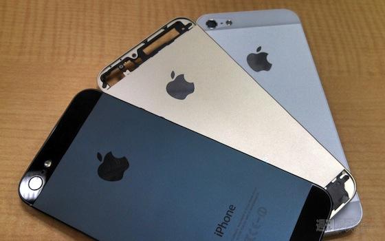Gouden iPhone 5S 1