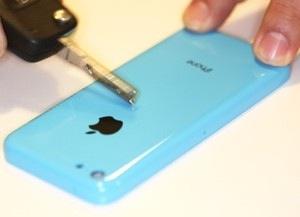 iphone 5c krastest