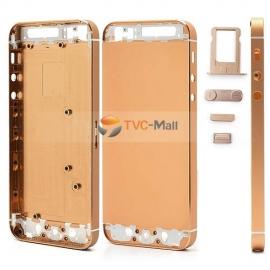 TVC iPhone 5 gouden achterkant