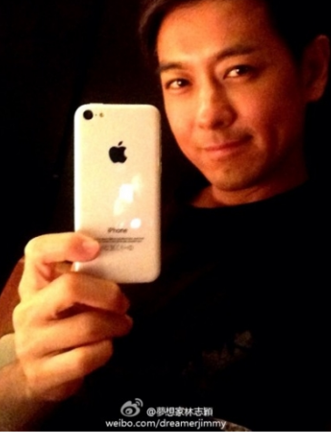 Jimmy Lin iPhone 5C