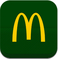 McDonald's Nederland app logo