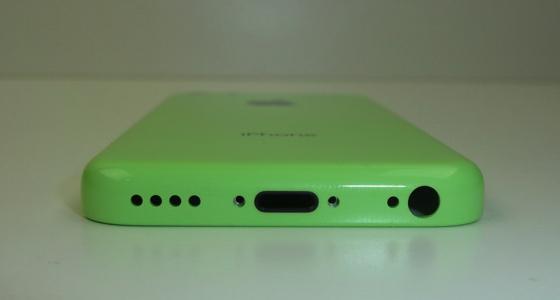 iphone 5c groen 3