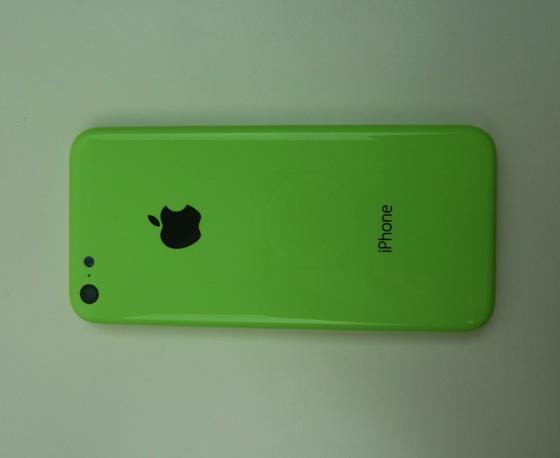 iphone 5c groen 2