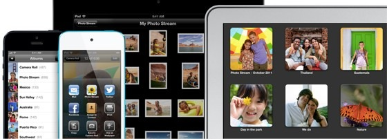 photostream devices