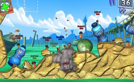 Worms 3 screenshot 560