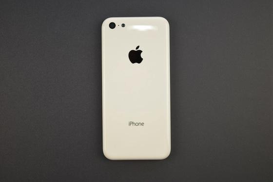 iPhone 5C achterkant
