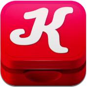 Ketchuppp iPhone locatie-app