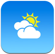 Aero Weather iPhone fraaie weerapp