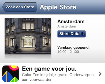 Apple Store gratis apps