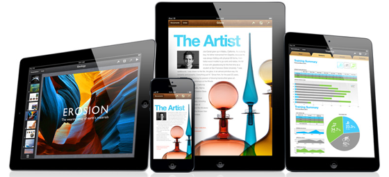 Apple iWork gratis Microsoft Office iPad