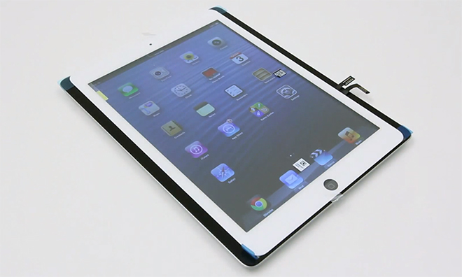 Video iPad 5