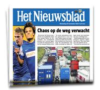 Het Nieuwsblad De Genteraar vernieuwd iPad