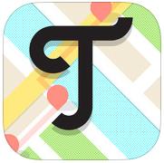 Tales en Tours iPhone-app reisgidsen wandelen fietsen