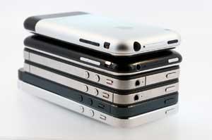 Oude-iPhones