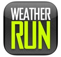weatherrun iphone