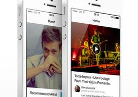 Discovr iPhone iPad muziek ontdekken iOS