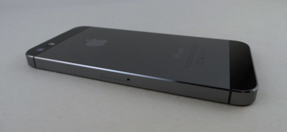 iphone 5s zijkant