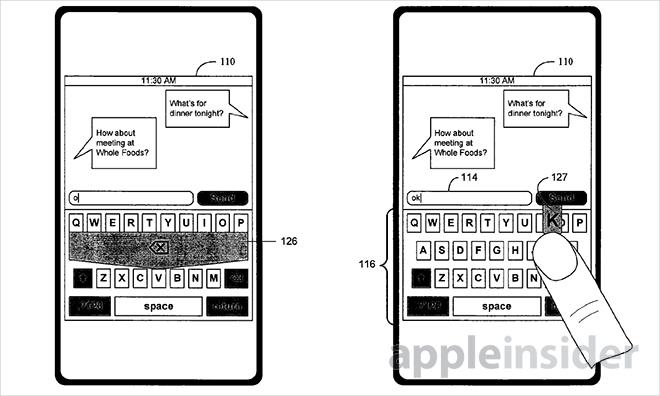 Veegtoetsenbord iOS