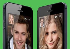 LINE videobellen iPhone iOS