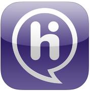 Mijn Hi iPhone iPad belstatus-app