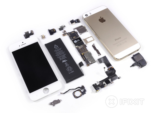 iPhone 5s iFixit